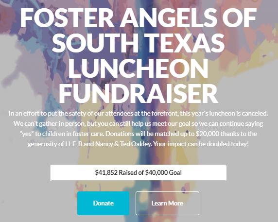 2020 Luncheon Fundraiser